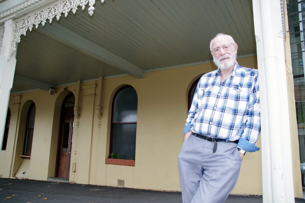John 'Nemo' Nieman is encouraging people to take part in the Active Living Census. Following open heart surgery Nemo said he has been walking a lot to keep active and hopes to soon get back into strength training.